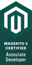 Certified Magento 2 developers